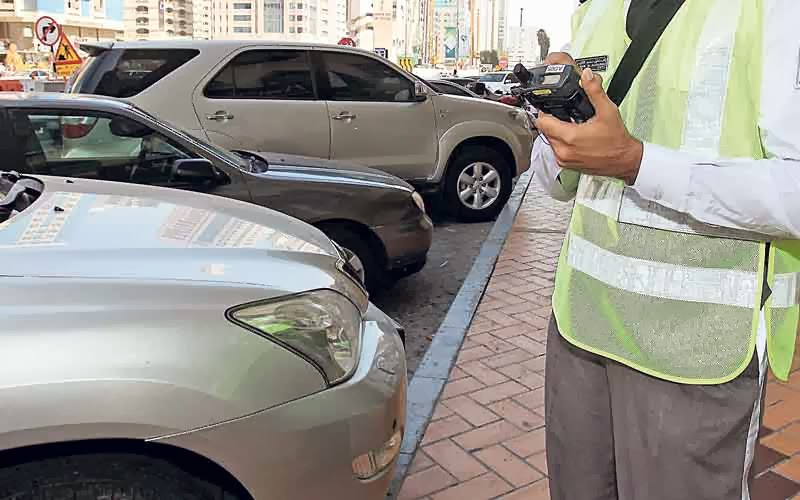 abu dhabi police traffic fines
