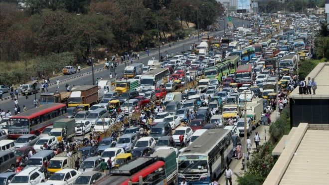 bangalore traffic fines